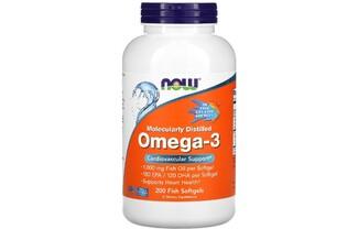 Омега-3 очищенная на молекулярном уровне