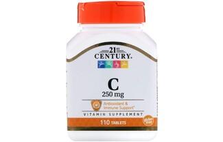 Витамин С 250 мг