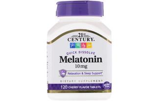 Мелатонин 10 мг