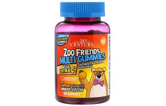 Zoo Friends, Plus Extra C