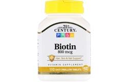 Биотин 800 мкг