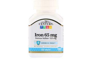 Iron 65 mg (Железо)