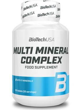 Biotech USA Multi Mineral Complex