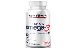 Omega-3 + Витамин E