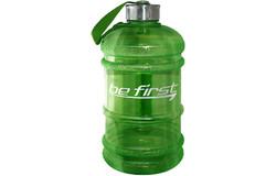 Бутылка для воды 2200 мл зелёная (прозрачная)