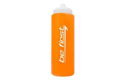 Бутылка для воды оранжевая