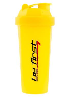 Шейкер спортивный 3-в-1 желтый