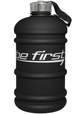 Бутылка для воды 2200 мл (аква черная)