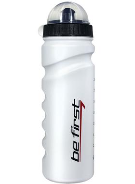 Бутылка для воды с крышкой белая