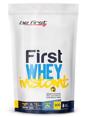 First Whey Instant