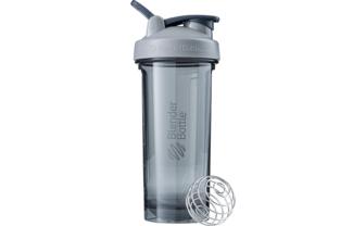 Шейкер спортивный Pro 24 серый
