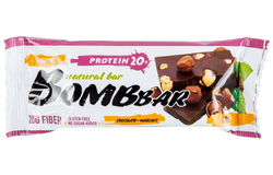 Протеиновый батончик шоколад-фундук