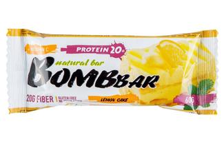 Протеиновый батончик Лимонный торт