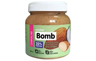 Миндальная паста с кокосом MISTER BOMB