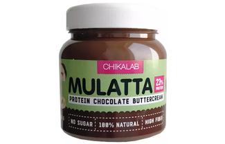 Шоколадная паста Chikalab Mulatta с фундуком