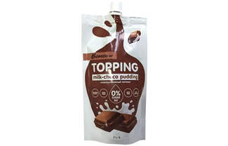 Топпинг Молочно-шоколадный пудинг