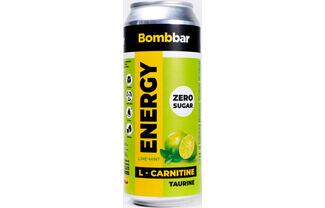 Энергетический напиток (Лайм мята)