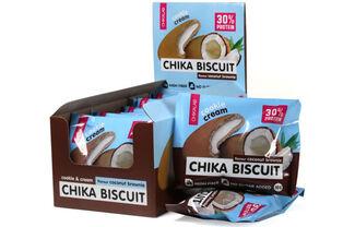 Бисквитное печенье (Кокосовый брауни)