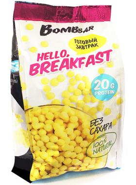 """Завтрак сухой """"Рисовые шарики с сывороточным белком"""""""