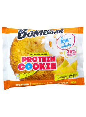 Протеиновое печенье Апельсин-имбирь