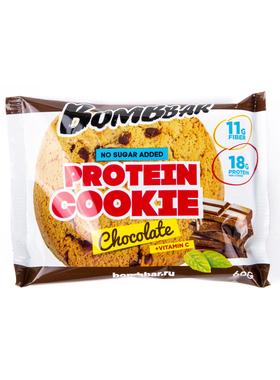 Протеиновое печенье шоколад