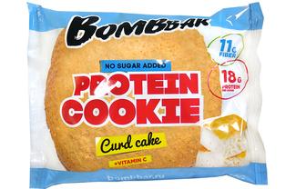 Протеиновое печенье Творожный кекс