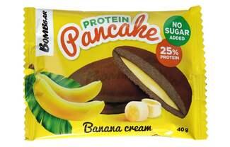 Протеиновый панкейк (Банановый крем)