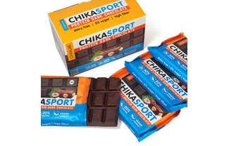 Тёмный шоколад без сахара с фундуком