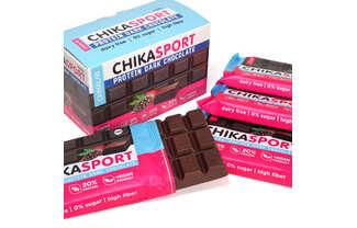 Тёмный шоколад без сахара