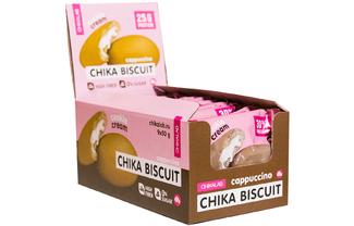 Бисквитное печенье Chikalab капучино