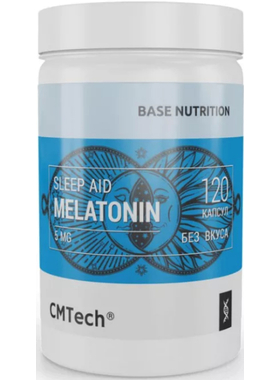 Melatonin 5mg CM Tech