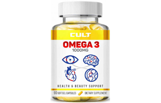 Omega 3 1000 мг Softgels