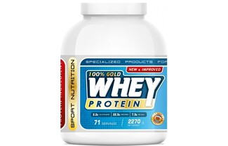 100% Gold Whey Protein