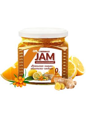Низкокалорийный Джем Апельсин-лимон-облепиха-имбирь