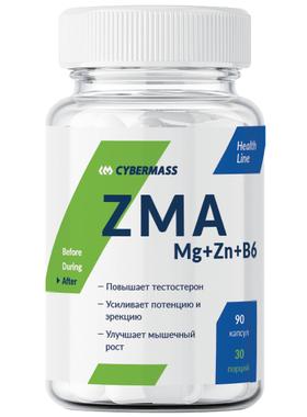 ZMA Mg+Zn+B6