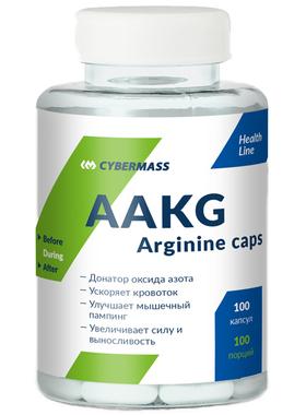 ААKG Arginine caps
