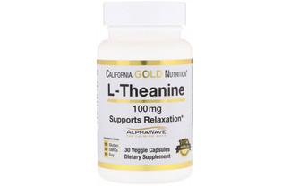 L-теанин 100 мг