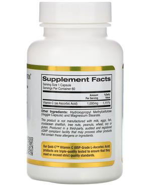 Gold C (витамин C 1000 мг)