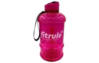Бутылка 1,3 литра (крышка щелчок, розовая)