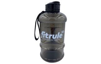 Бутылка 1,3 литра (крышка щелчок, черный)