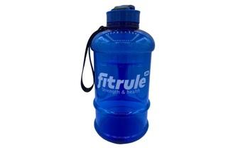 Бутылка 1,3 литра (крышка щелчок, синяя)