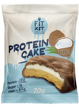 Protein Cake (Тропический кокос)