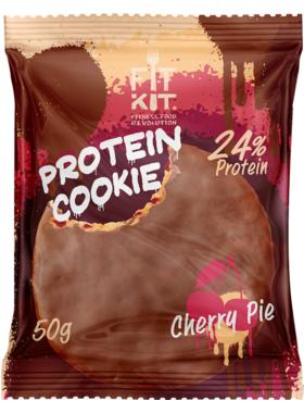 Choco Protein Cookie (Вишневый пай)