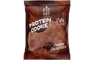 Choco Protein Cookie (двойной шоколад)