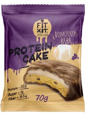 Protein Cake (Ромовая баба)
