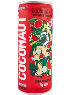 Кокосовая вода Coconaut (с Арбузным соком)
