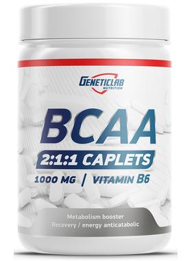 BCAA 2:1:1+B6