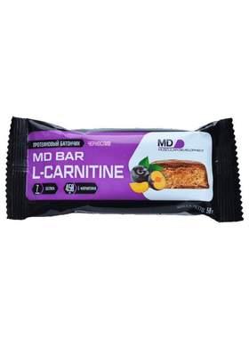 Шоколадный батончик с L-карнитином и черносливом