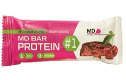 BAR protein шоколадный батончик со вкусом вишня-шоколад