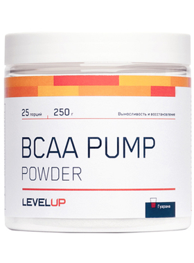 BCAA PUMP POWDER
